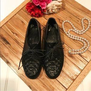   dexter   Vintage Woven Shoes